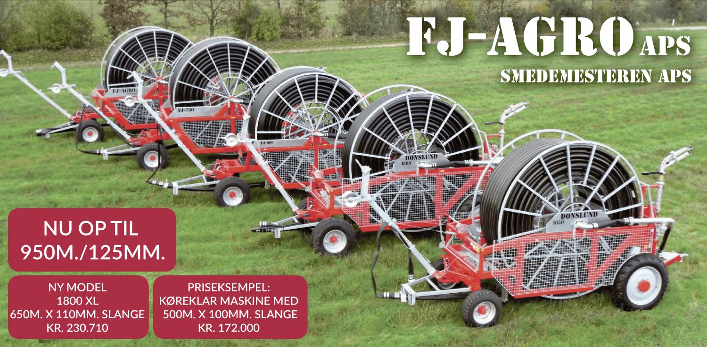 FJ-Agro-vandingsmaskine